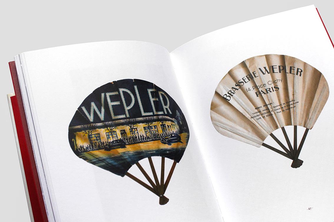 livre brasserie Wepler