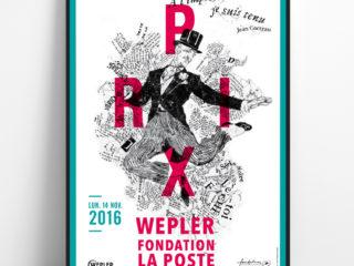 Prix Wepler-Fondation La Poste