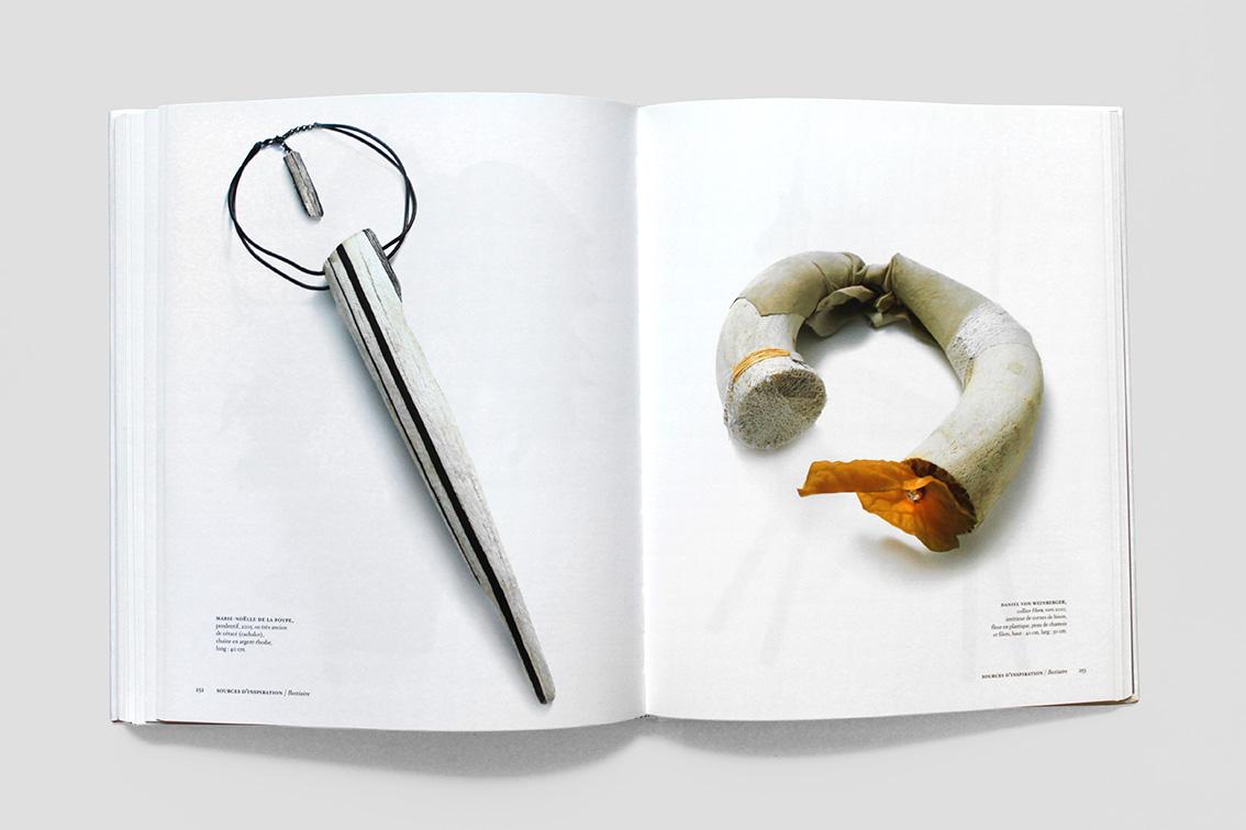 Livre bijoux contemporains
