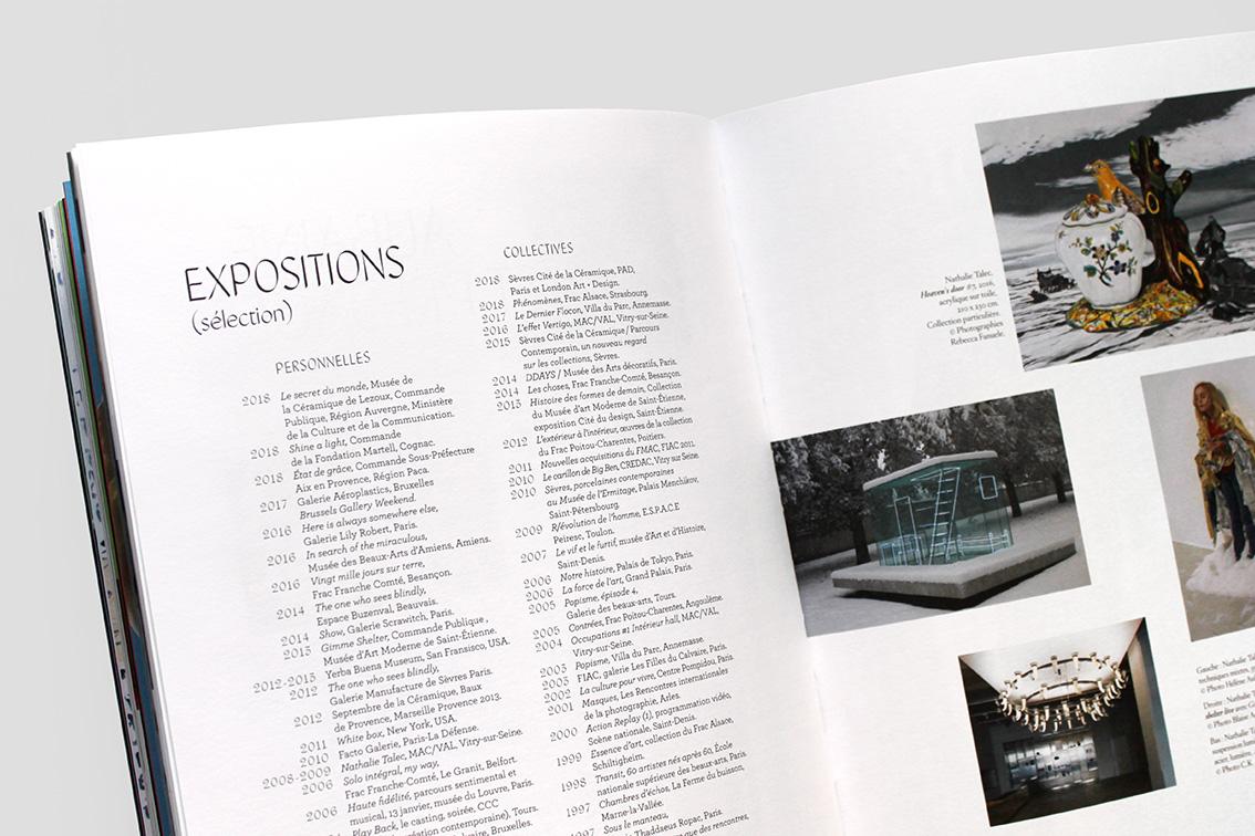 Catalogue exposition Coup de foudre