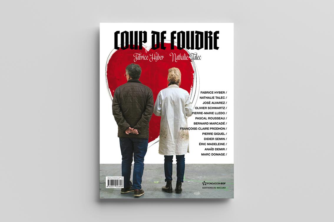 Catalogue exposition Coup de foudre Fondation EDF