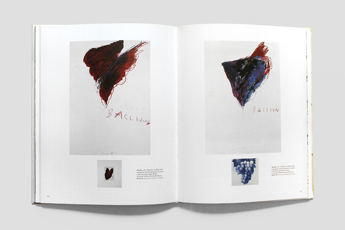 Livre Cy Twombly