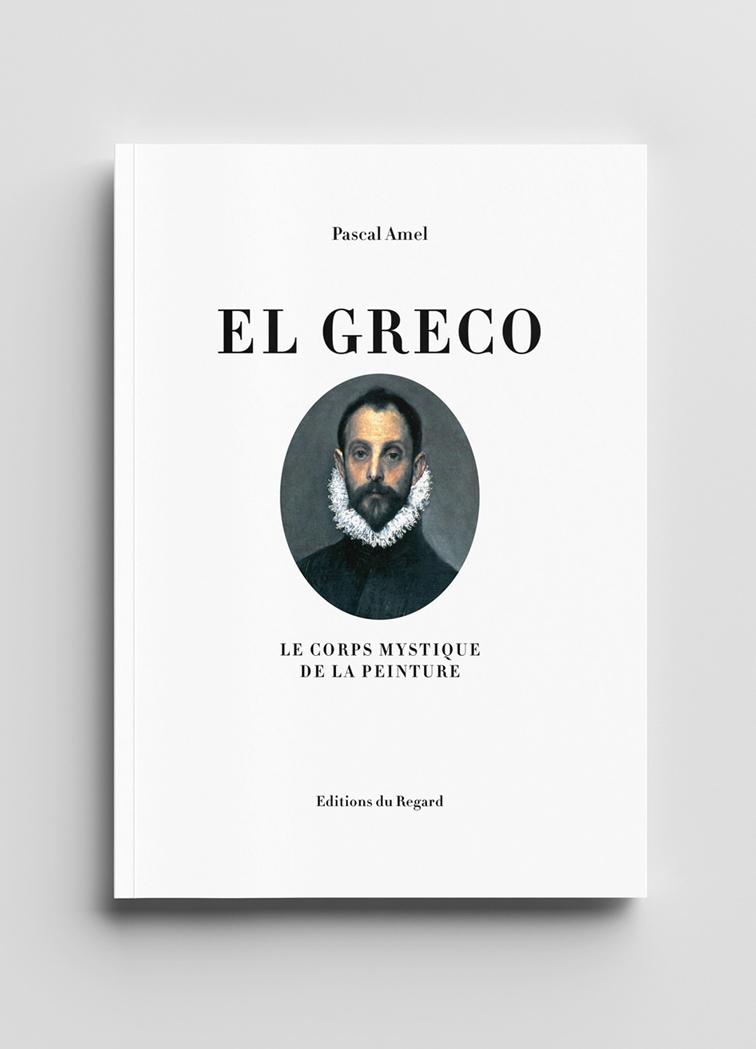 Livre El Greco Editions du Regard
