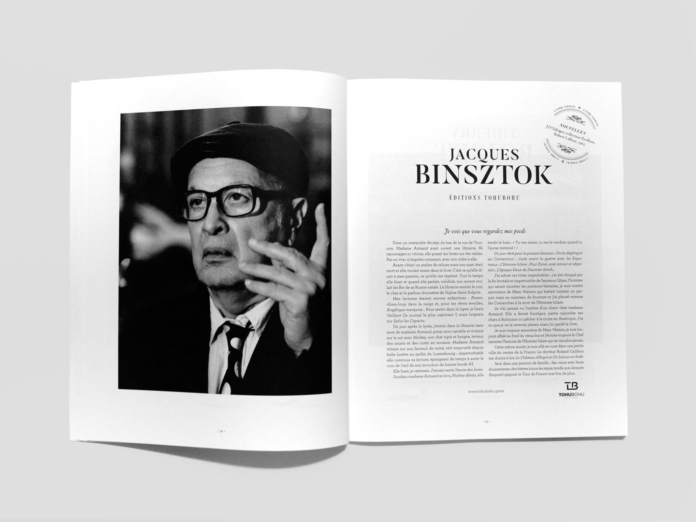 Catalogue L'Homme-Livre