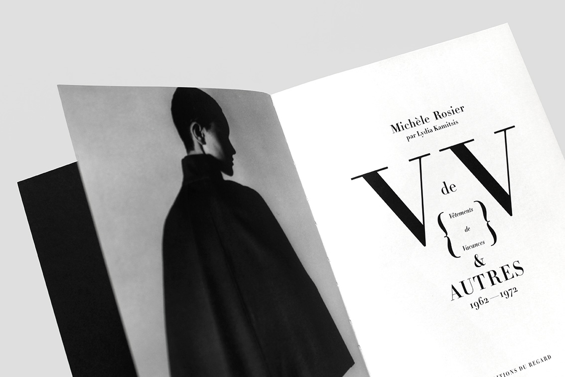 Livre Michèle Rosier Editions du Regard