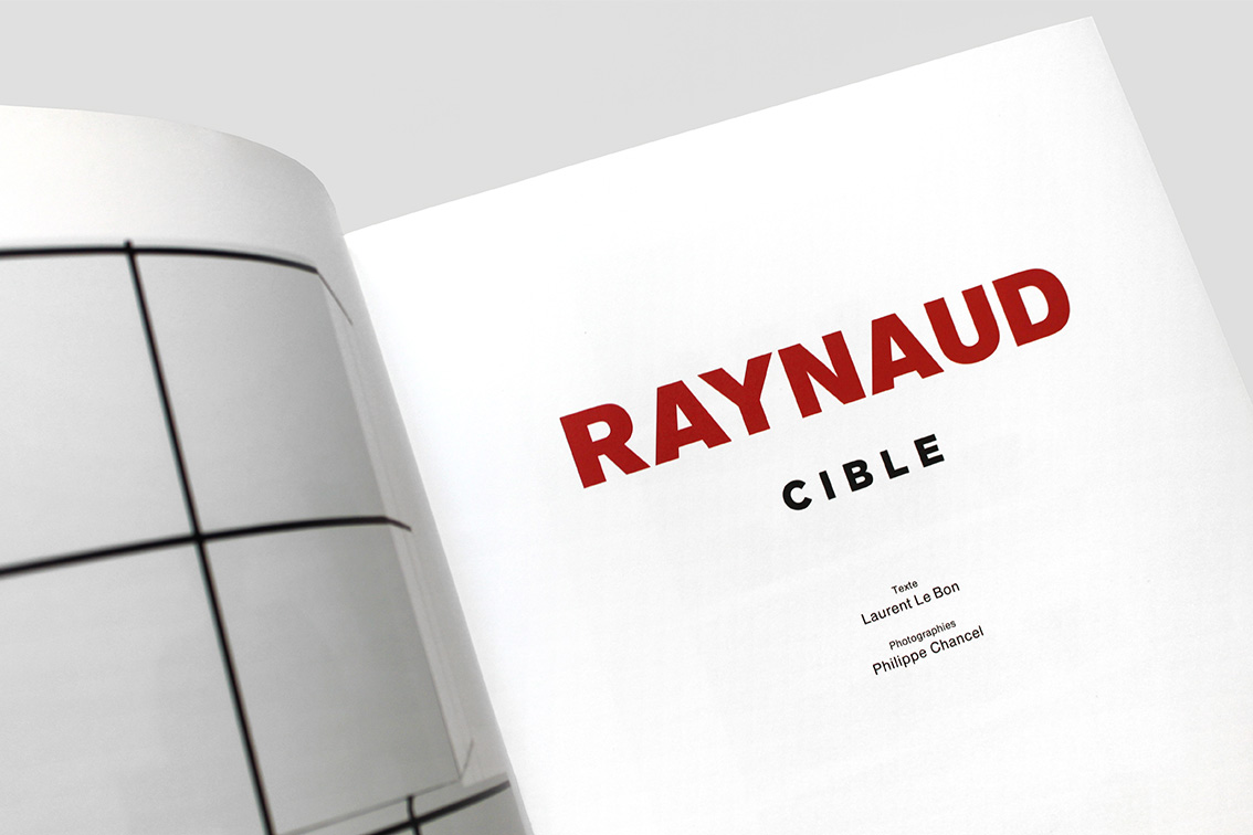 livre Jean Pierre Raynaud Editions du Regard