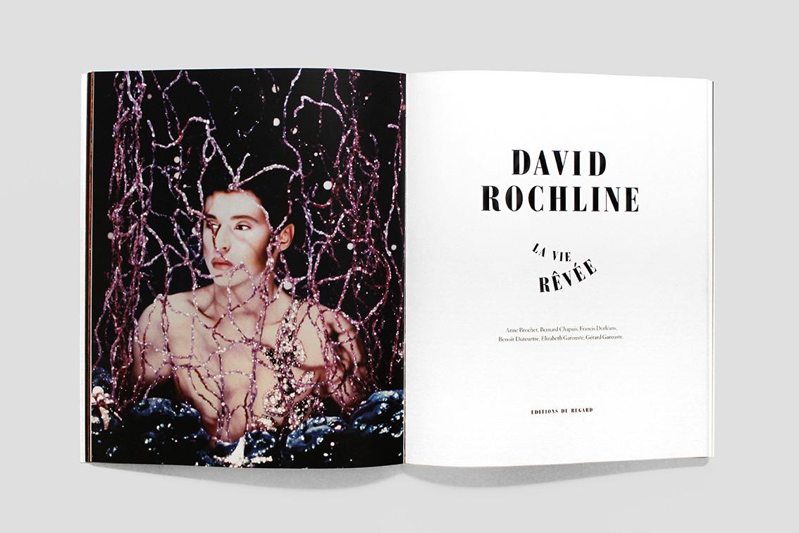 Livre David Rochline