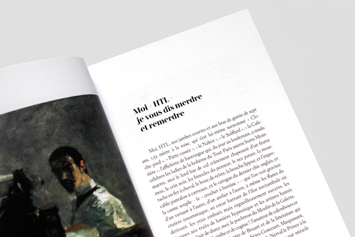 livre Toulouse-Lautrec Editions du Regard