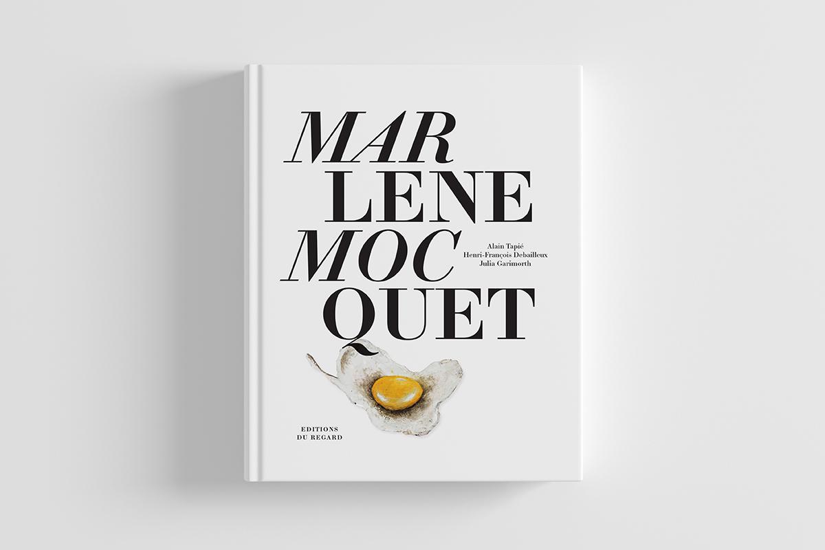 Livre Marlène Mocquet Editions du Regard