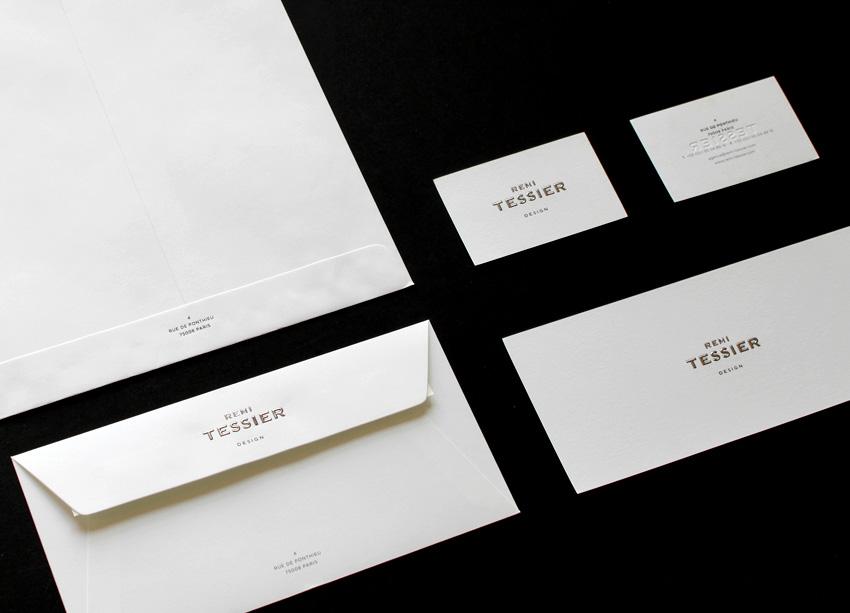 Logo Rémi Tessier Design